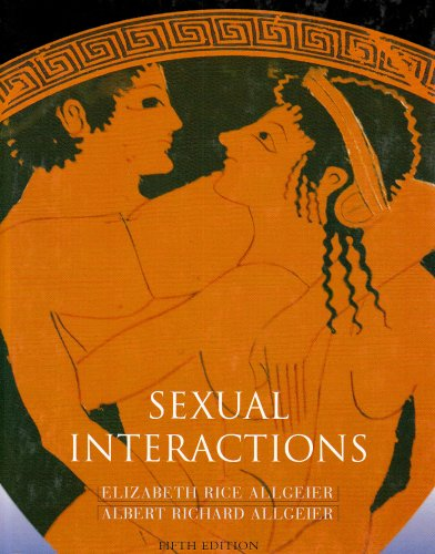 9780395909256: Sexual Interactions (5th Edition)