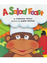9780395910191: Houghton Mifflin Reading: Rd Gr A Salad Feast Lv1(5)-Imp A Salad Feast