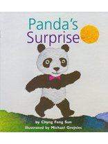 9780395910474: Houghton Mifflin Reading: Guided Reading (Set of 5) Level 1 Panda'S Surprise