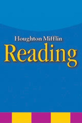 9780395910627: Houghton Mifflin Little Readers: Guided Reading Fluent Individual Title (5 copies each) Level I Worms for Breakfast