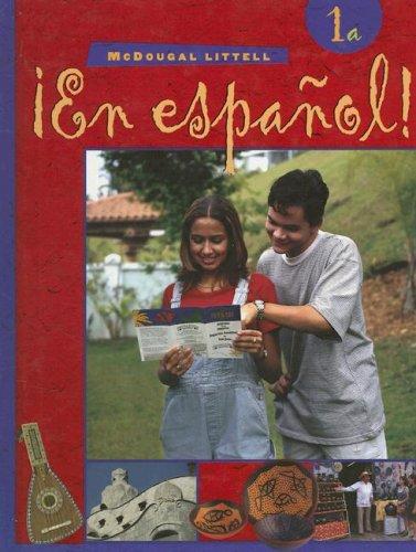 9780395910771: En Espanol!: Level 1