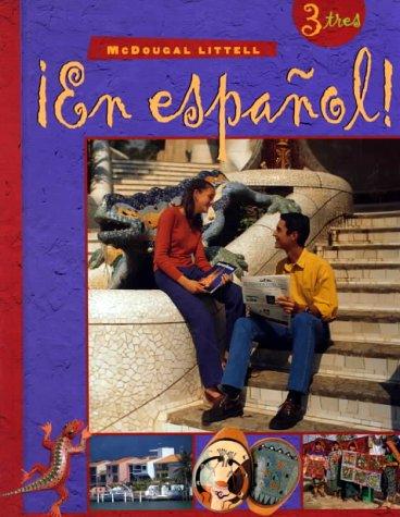 En Espanol! Level 3 (Spanish Edition) (0395910854) by Gahala, Estella; Carlin, Patricia Hamilton; Heining-Boynton, Audrey L.