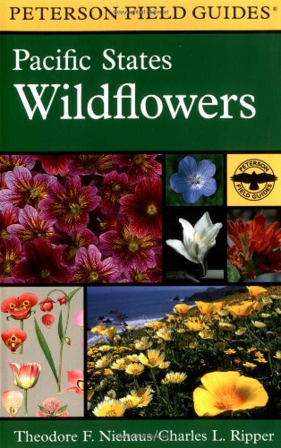 9780395910955: A Field Guide to Pacific States Wildflowers: Washington, Oregon, California and adjacent areas (Peterson Field Guides)