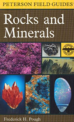 9780395910962: A Field Guide to Rocks and Minerals (Peterson Field Guides)