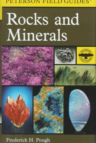 9780395910979: Field Guide to Rocks and Minerals (Peterson Field Guides)