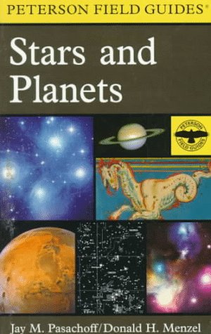 9780395910993: Field Guide to Stars and Planets (Peterson Field Guides)