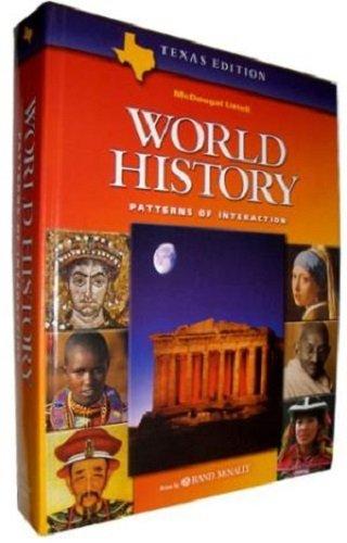 9780395911426: McDougal Littell World History: Patterns of Interaction Texas: Test Generator CD-Rom Grades 9-12
