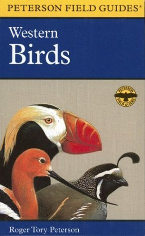 9780395911730: A Field Guide to Western Birds: A Completely New Guide to Field Marks of All Species Found in North America West of the 100th Meridian and North of Mexico