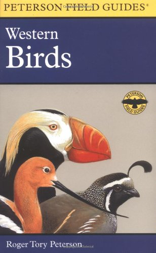 9780395911747: A Field Guide to Western Birds: A Completely New Guide to Field Marks of All Species Found in North America West of the 100th Meridian and North of Mexico (Peterson Field Guides)