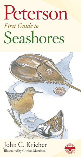 Peterson First Guide to Seashores: Peterson, Roger Tory;