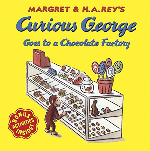 9780395912140: Curious George Goes to a Chocolate Factory