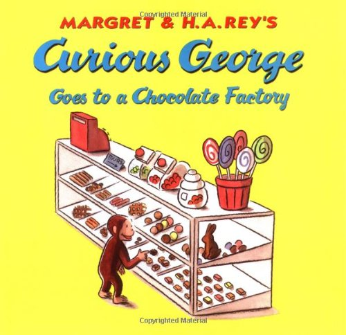 9780395912164: Curious George Goes to a Chocolate Factory