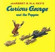 9780395912171: Margret and H.A. Rey's Curious George and the Puppies