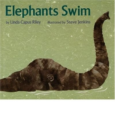 9780395913376: Elephants Swim