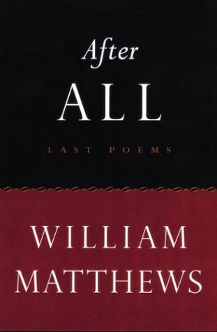 9780395913406: After All: Last Poems