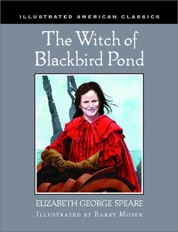 9780395913673: The Witch of Blackbird Pond: Illustrations by Barry Moser