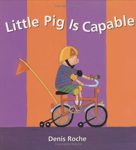 9780395913680: Little Pig is Capable