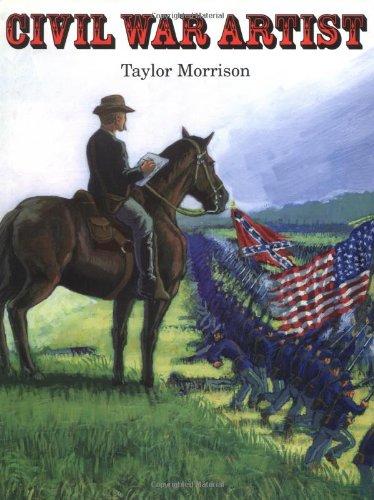 9780395914267: Civil War Artist