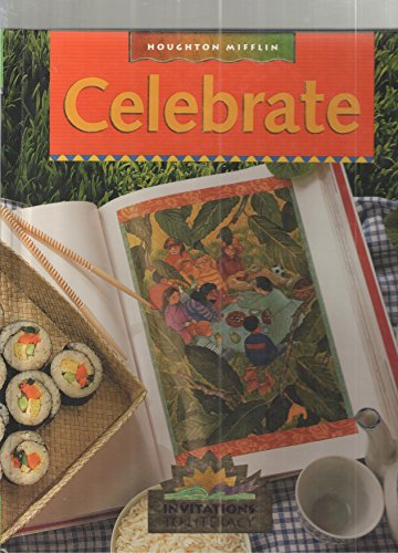 9780395914854: Celebrate - Invitation to Literacy