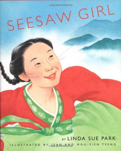 9780395915141: Seesaw Girl