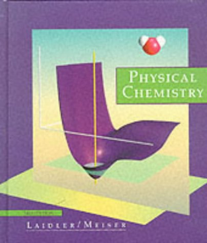 9780395918487: Physical Chemistry