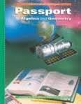 9780395918548: McDougal Littell Passports: Student Special Edition Algebra and Geometry 1999