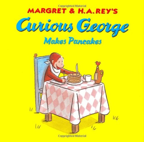 9780395919033: Curious George Makes Pancakes