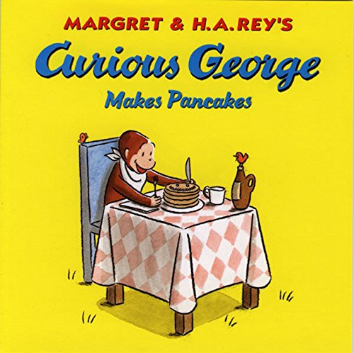 9780395919088: Curious George Makes Pancakes