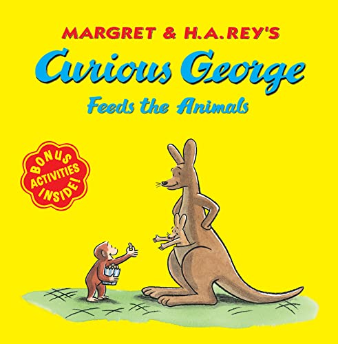 9780395919101: Curious George Feeds the Animals