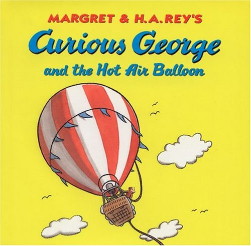 9780395919187: Curious George and the Hot Air Balloon
