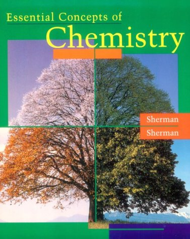 9780395921272: Essential Concepts of Chemistry