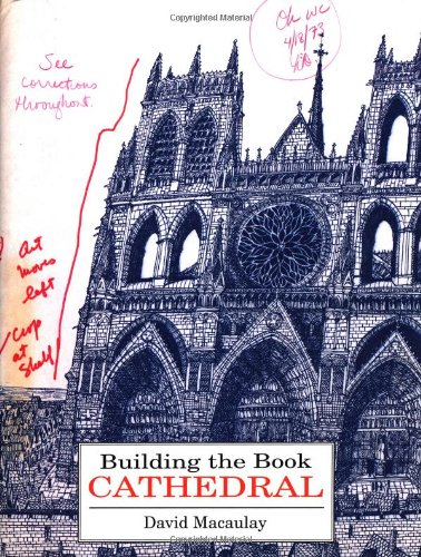 9780395921470: Building the Book Cathedral