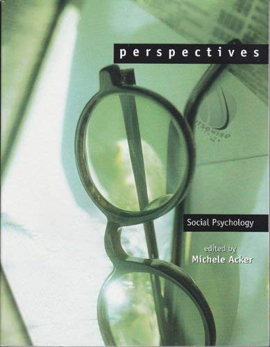 9780395921524: Social Psychology (Perspective Series)