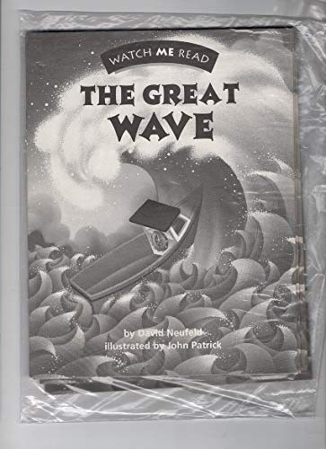 9780395921821: The great wave (Watch me read)