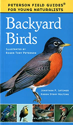 9780395922767: Backyard Birds (Field Guides for Young Naturalists)