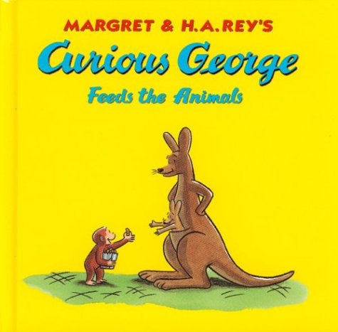 9780395923405: Curious George Feeds the Animals