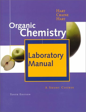 9780395923436: Laboratory Manual For organic Chemistry: A Short Course