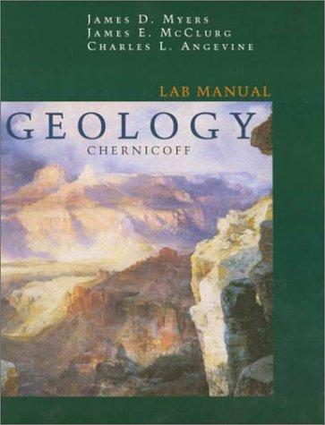 9780395923559: Geology: Lab Manual
