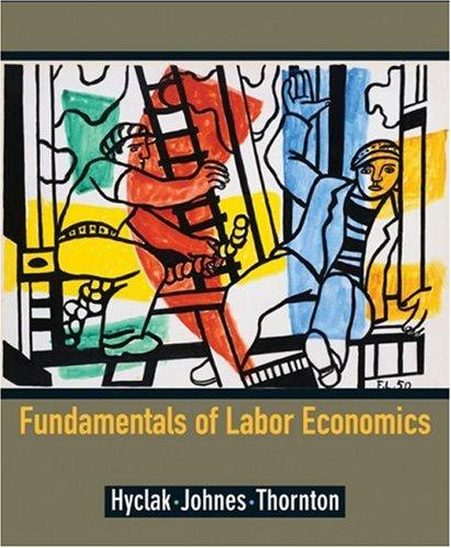 9780395923627: Fundamentals of Labor Economics