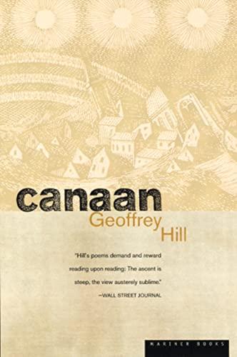 9780395924860: Canaan