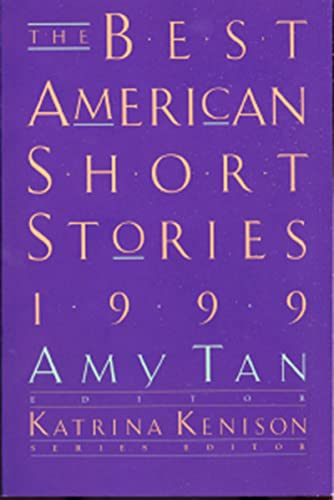 9780395926840: The Best American Short Stories 1999