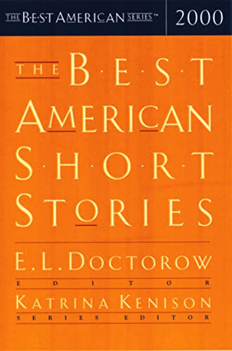 The Best American Short Stories - 2000 (The Best American Series; 2000)