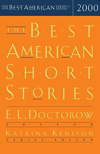 9780395926864: The Best American Short Stories 2000 (The Best American Series)
