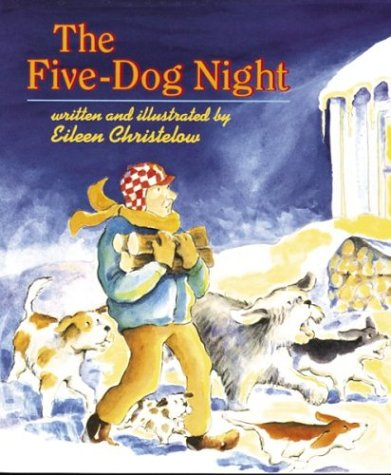 9780395928622: The Five-Dog Night