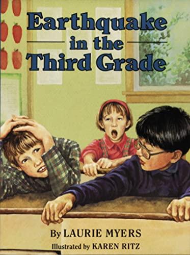 9780395928660: Earthquake in the Third Grade