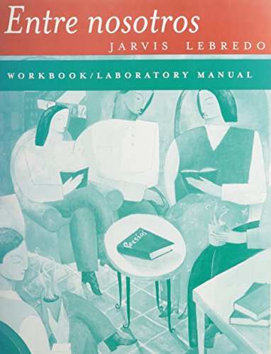 9780395929148: Workbook/ Laboratory Manual: Used with ...Jarvis-Entre nosotros