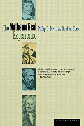9780395929681: The Mathematical Experience