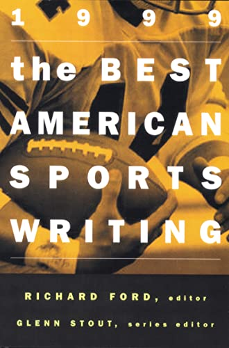 9780395930564: The Best American Sports Writing 1999