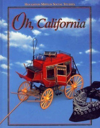 9780395930687: Oh, California Teacher's Edition