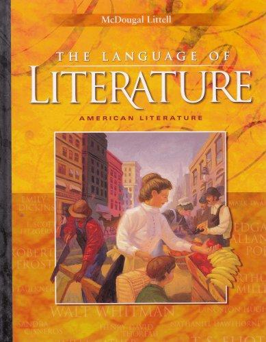 9780395931813: Language of Literature, Grade 11